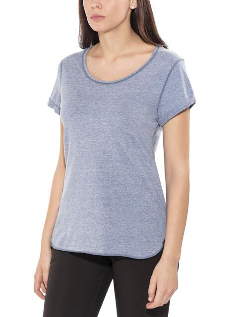 Columbia Trail Shaker SS Shirt Women bluebell heather